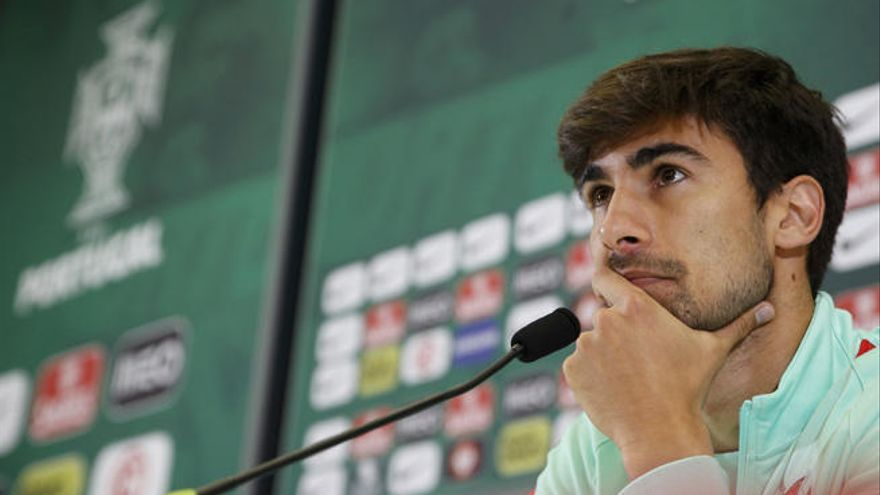 André Gomes, muy cerca del Real Madrid