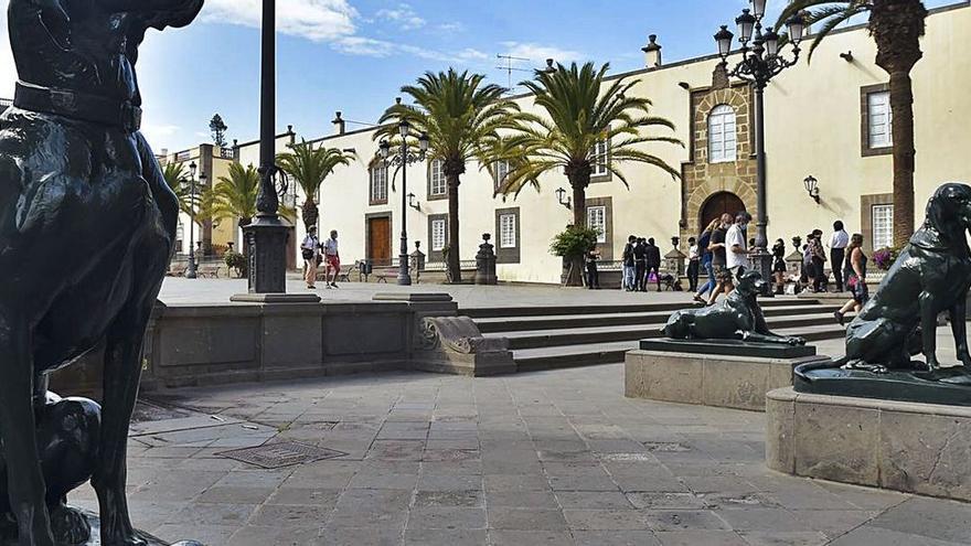 Santa Ana reúne a 98 artistas en el Festival Intercultural de Gran Canaria