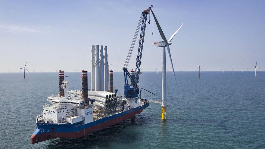 Windar abrirá nueva planta en Galicia para fabricar tubos XXL para eólica marina