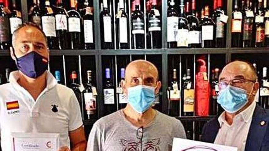 """Más empresas zamoranas reciben el """"Sello Comercio de Confianza"""" por sus medidas contra el virus"""