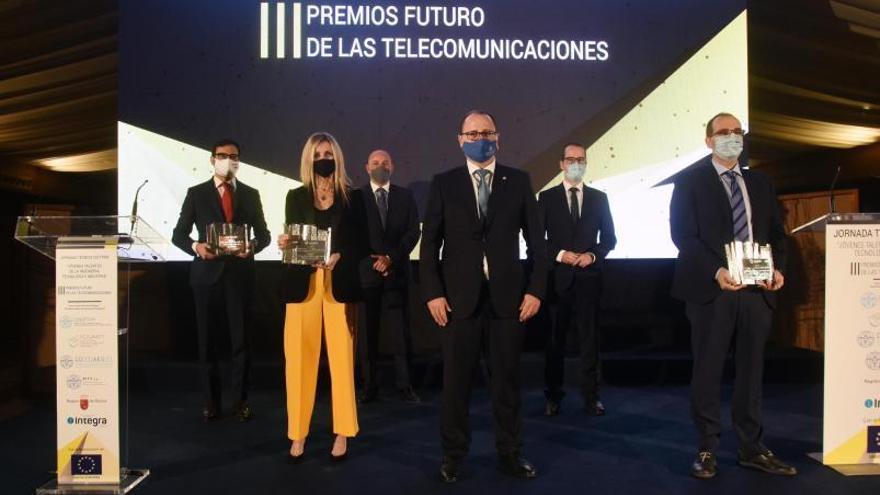 III Premios 'Futuro de las Telecomunicaciones'