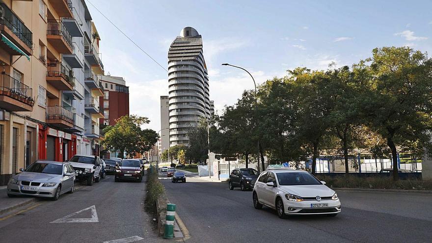 Arranca la renovación del eje Torres de Quart-Mislata