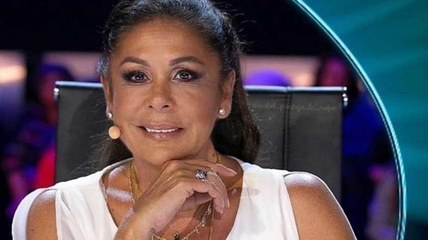 Isabel Pantoja recuerda entre lágrimas a Paquirri en su estreno en 'Idol Kids'