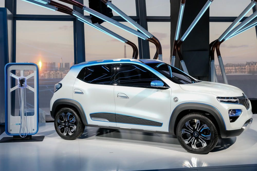 El modelo Renault SA K-ZE.