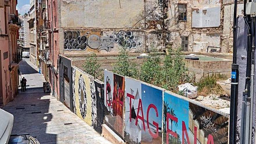 Trescientas viviendas nuevas sobre la vieja Carthago Nova