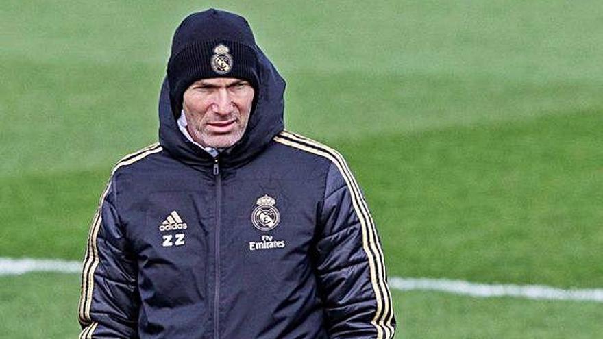 El Real Madrid mide su ambición ante el Zaragoza