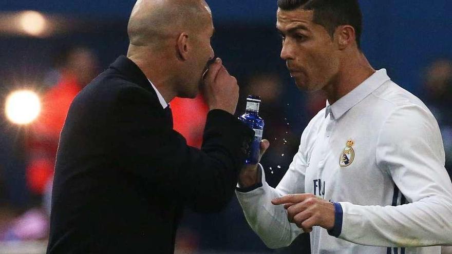 El éxito de la naturalidad de Zidane