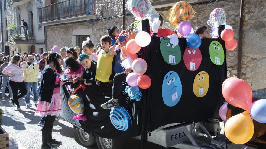 El Carnaval arriba a Capmany