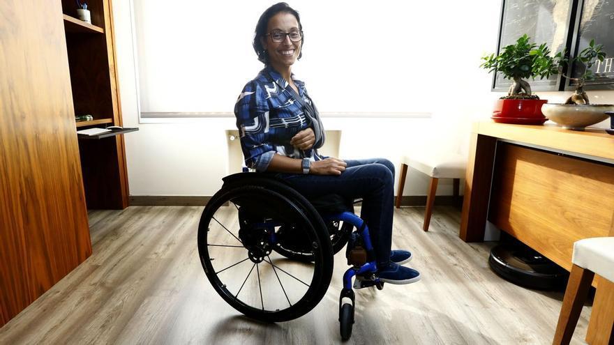 "Teresa Perales: ""No tengo un diagnóstico de lo que me pasa"""