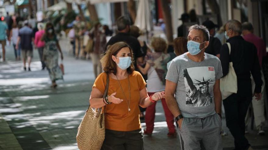 El Archipiélago registra la cifra más alta de contagios de los últimos 20 días