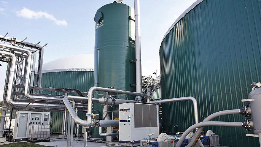 Central Lechera asume el 100% de Biogastur y activa la planta de Navia