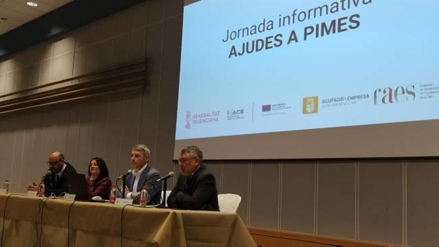 El Ayuntamiento de Oliva y el Consell impulsan la innovación de las pymes