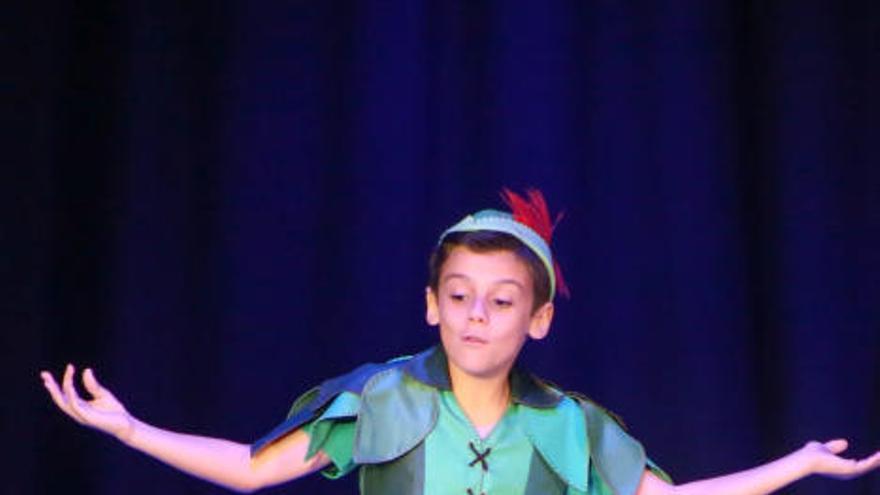 La vida no es fácil para Peter Pan