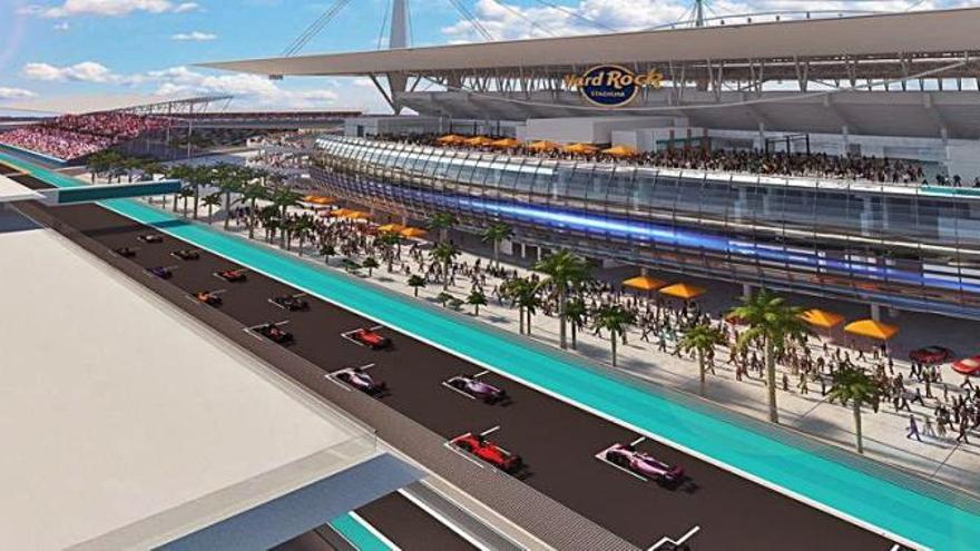 La Fórmula 1 adelanta a ahora sus vacaciones de verano