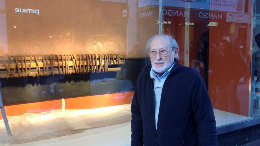 Muere Francisco Farreras Ricart, una de las grandes figuras de la abstracción española