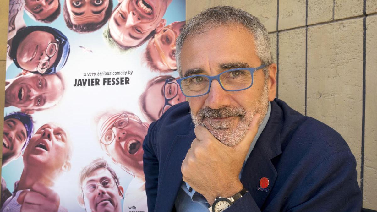Javier Fesser en una imagen de archivo.