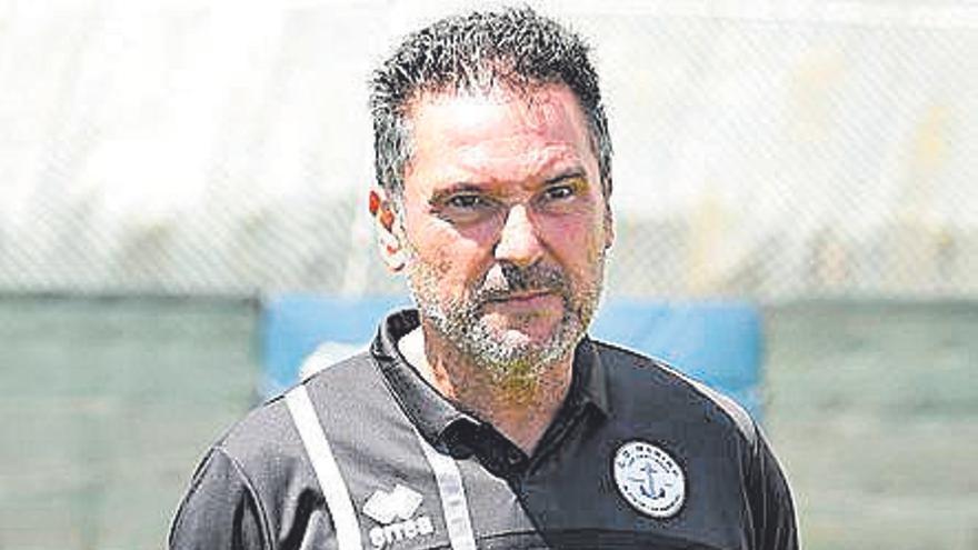 """Quico de Diego: """"No tenemos presión por subir, iremos a hacer nuestro partido"""""""