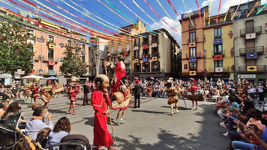 L'Olot reivindica els seus 100 anys d'història per obrir les Festes del Tura