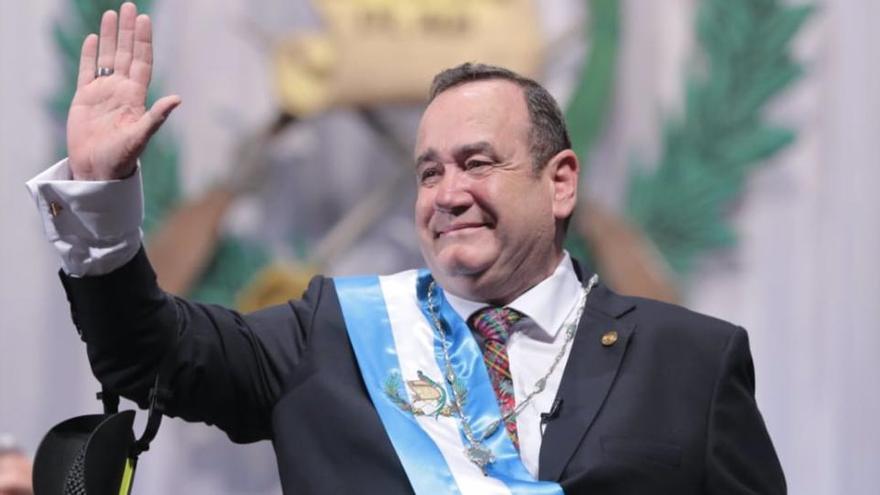 El presidente de Guatemala ve favorable emplear la pena de muerte en el país
