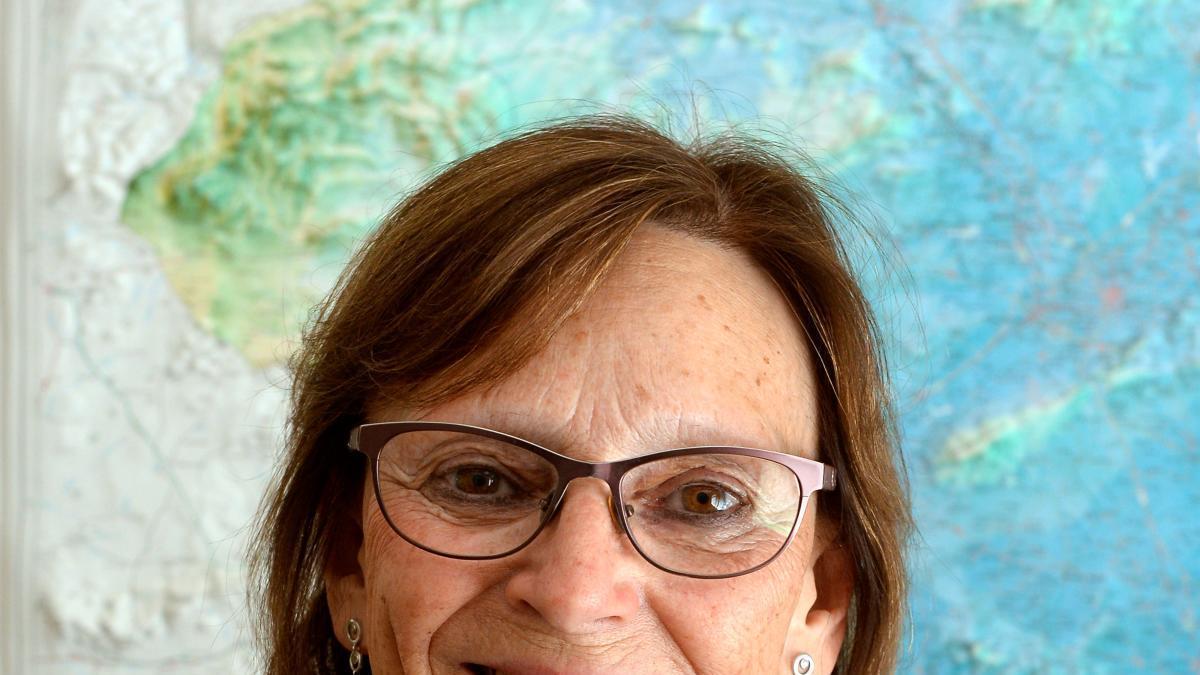 Francisca Baraza, Presidenta de la Mancomunidad de los Canales del Taibilla