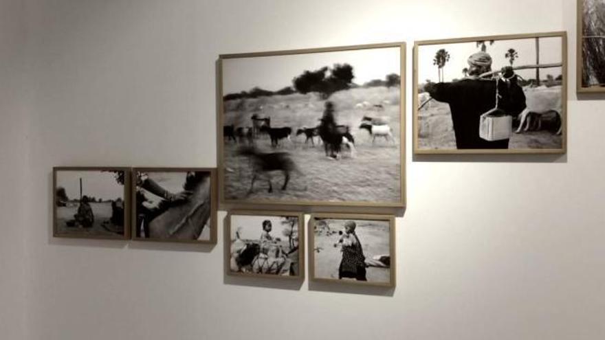 Exposición 'Nómadas' en la Casa África