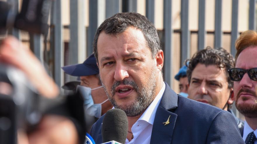 Arranca el juicio contra Salvini en Palermo por bloquear el 'Open Arms'