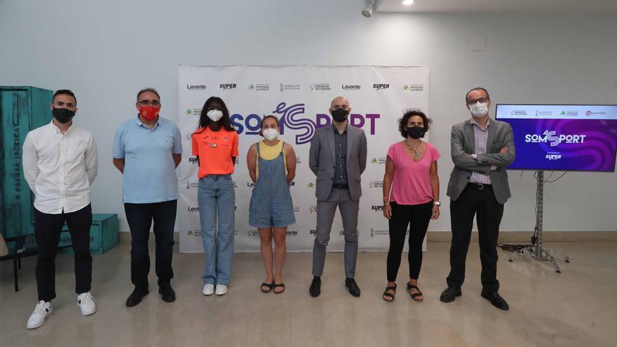SUPER pone rumbo a los Juegos de Tokio con Som Esport