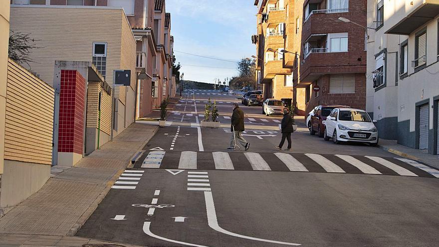 Vecinos de Bocairent recogen firmas contra el nuevo plan de movilidad