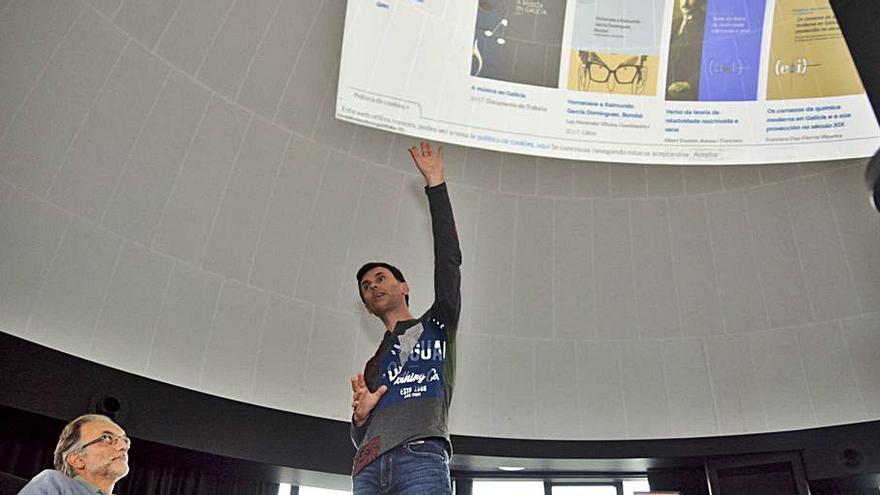 La Casa de las Ciencias celebra sus 36 años con un programa especial de su planetario