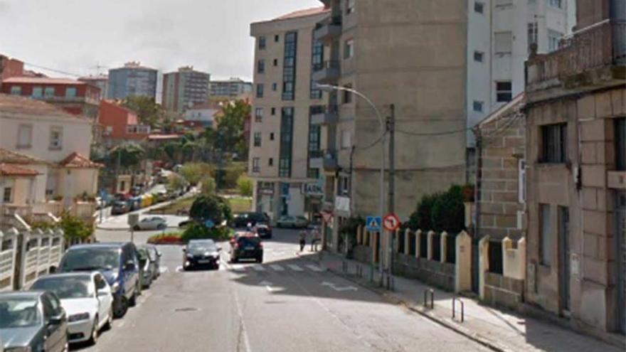 Detenido un joven que se dio a la fuga tras atropellar y dejar grave a una mujer en Vigo