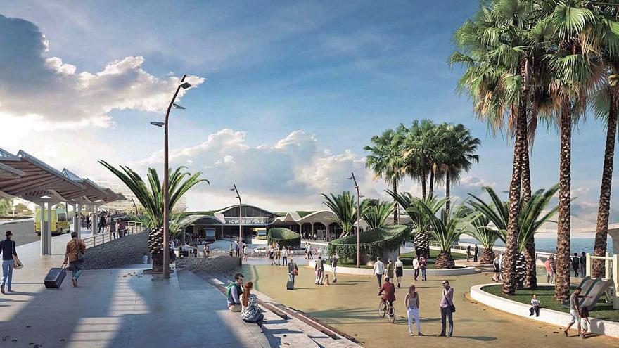 Adjudicada la nueva estación de Hoya de la Plata por 8,1 millones