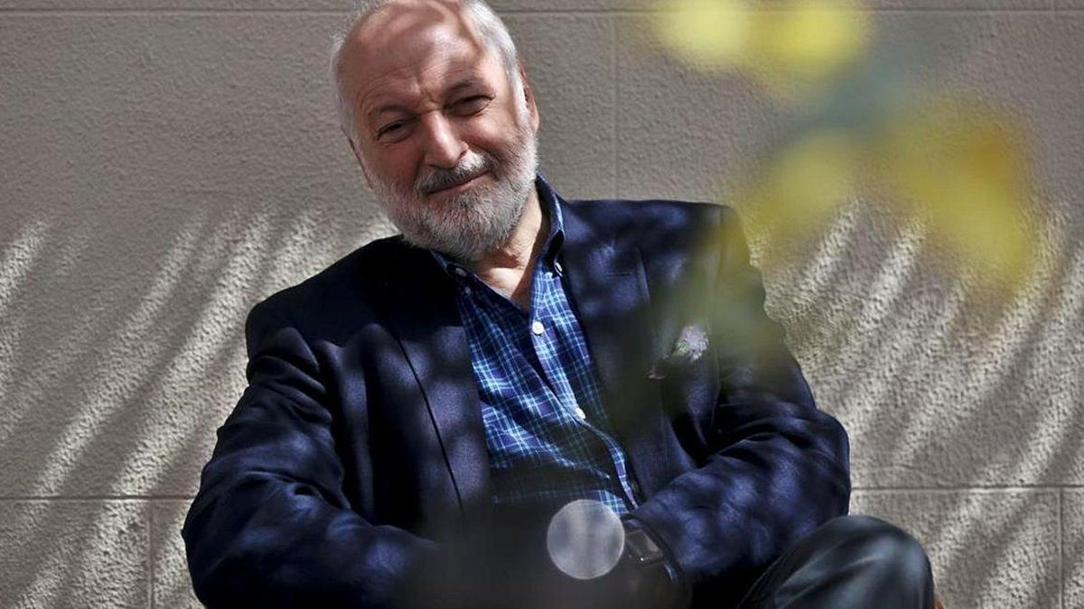 El escritor André Aciman.      // FDV