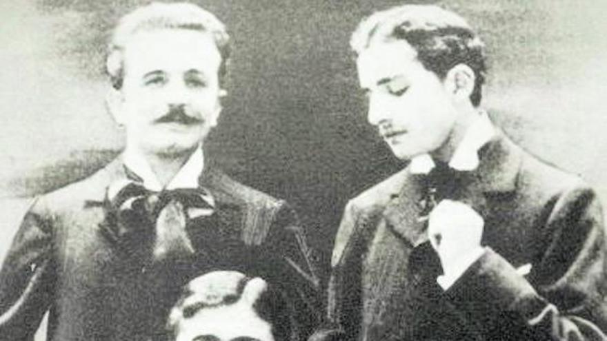 Proust,  los escritos inéditos  del genio