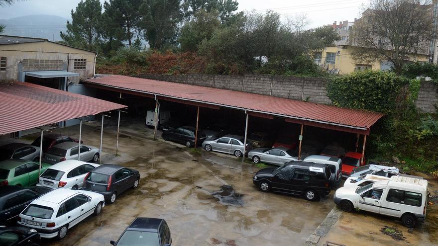 Dona su vehículo al Concello de Pontevedra al no poder pagar el depósito municipal