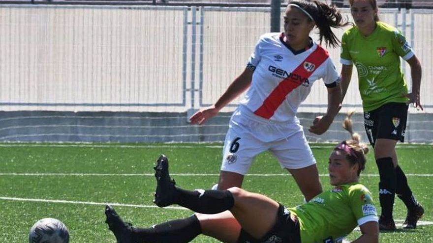 Dos gols de Paula signen la permanència del Rayo