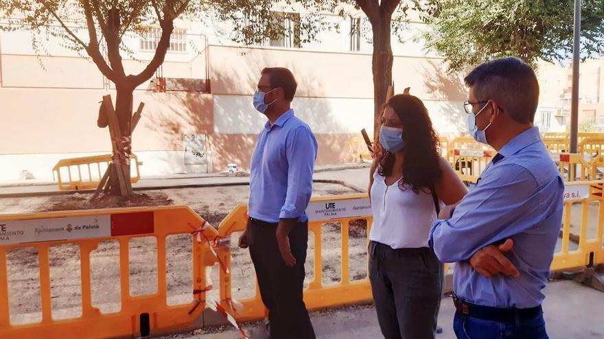Hila asegura que Palma Camina beneficiará a los transportistas