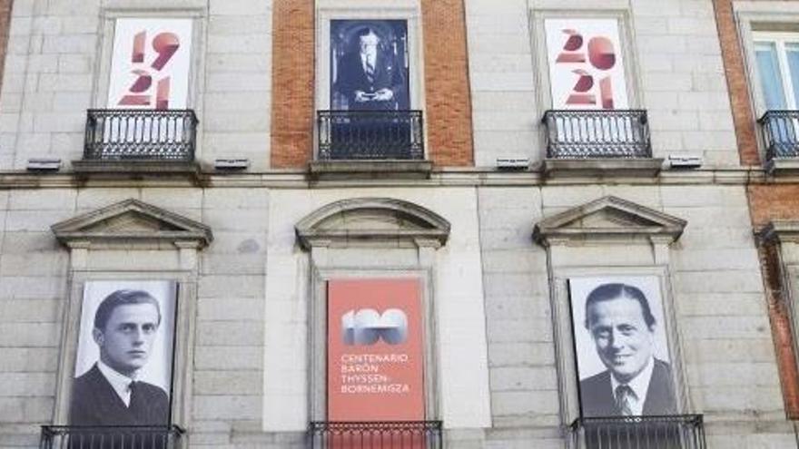 """Uribes confía en llegar """"en días"""" a un """"acuerdo estable"""" sobre la colección de la baronesa Thyssen"""