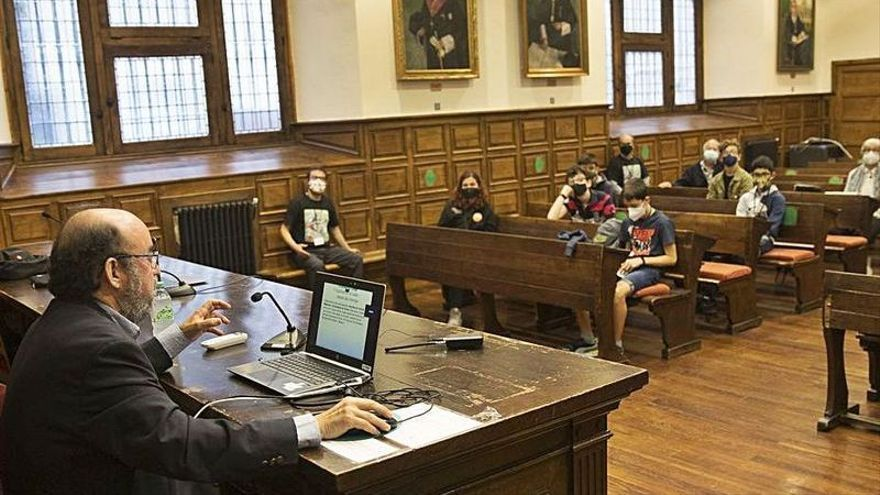 Asturias dirige desde Oviedo la Olimpiada Nacional de Matemáticas