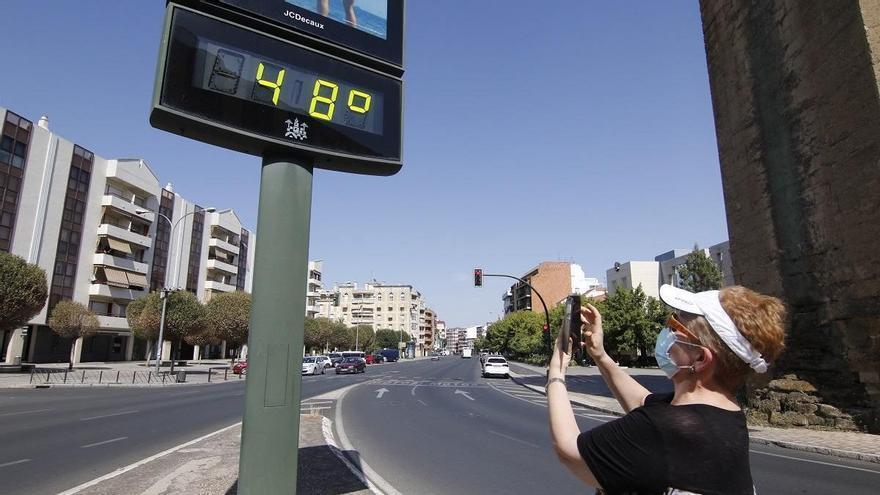 Córdoba, con 26º, fue la ciudad española con la temperatura máxima promedio más alta en 2020
