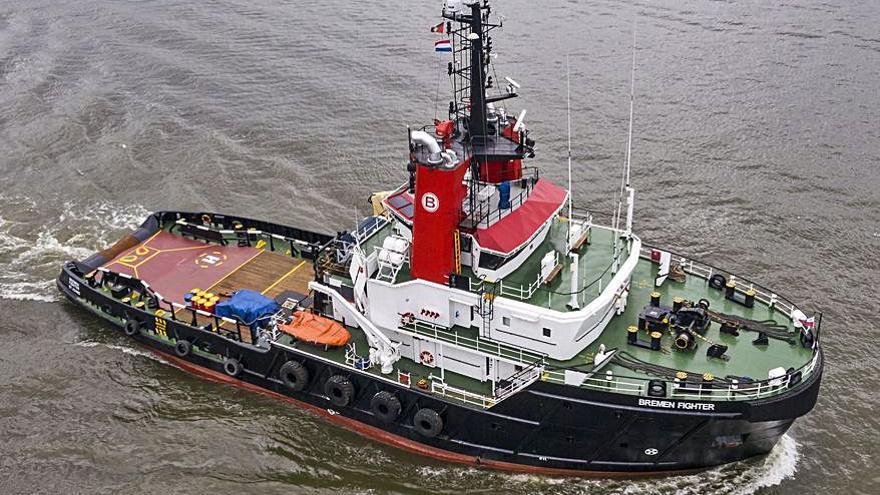 Boluda se expande en Alemania tras la compra de una firma de remolcadores en Países Bajos