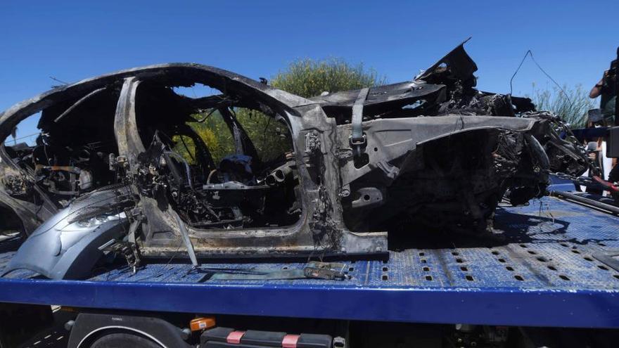 Archivada la causa del accidente mortal de tráfico del futbolista José Antonio Reyes