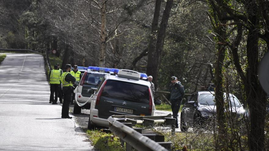 Paz Fernández's body is found, with injuries, in a dam in Villayón