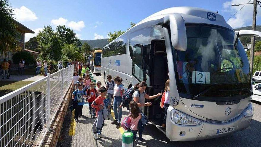 Una empresa malagueña crea un sistema que bloquea el autobús escolar si el conductor bebe alcohol