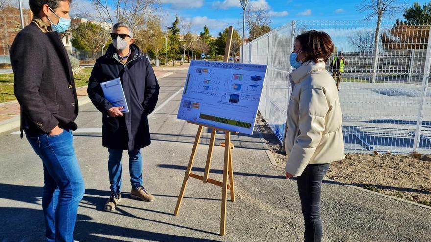 El Parque de Educación Vial en Caravaca abre al público con más usos