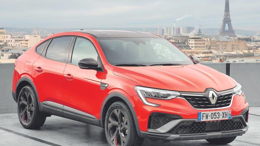 Renault Arkana, estilo diferenciado