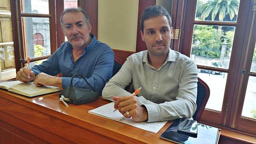 El concejal José Marrero de Armas abandona Ciudadanos