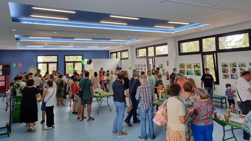Éxito de público en la exposición de Fernando Sánchez Castilla