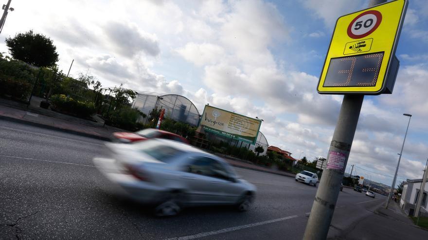 Desde mañana y hasta el domingo, controles de velocidad en Avilés