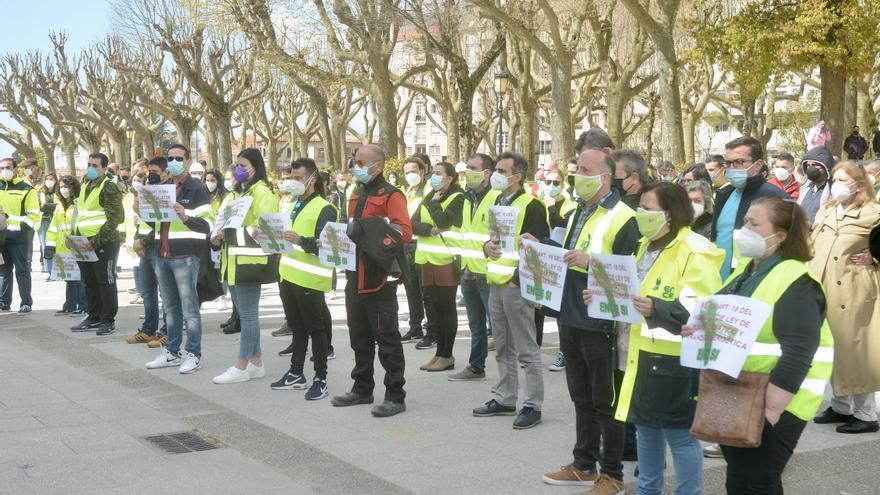 Trabajadores de Ence piden a la Audiencia Nacional que no demore más la sentencia