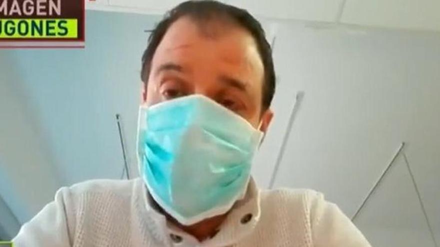 Un col·laborador de Pedrerol, contagiat pel coronavirus